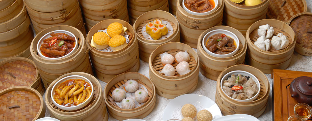 Dim Sum Served Daily