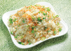 Dry Scallop & Egg White Fried Rice