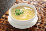 Fish Maw w: Cream Corn Soup