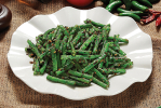 Pan Fried String Bean
