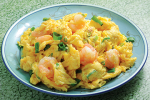 Scrambled Egg w: Shrimp