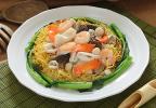 Seafood Chow Mein or Chow Fun