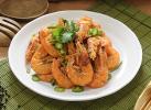 Shrimp w: Spicy Salt