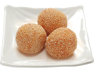 White-Sesame-Ball